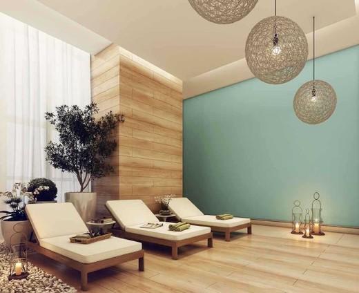 Spa - Apartamento à venda Avenida Engenheiro Luís Gomes Cardim Sangirardi,Vila Mariana, São Paulo - R$ 5.185.590 - II-1732-6375 - 21