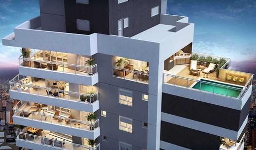 Vista aerea - Apartamento à venda Avenida Engenheiro Luís Gomes Cardim Sangirardi,Vila Mariana, São Paulo - R$ 5.185.590 - II-1732-6375 - 25