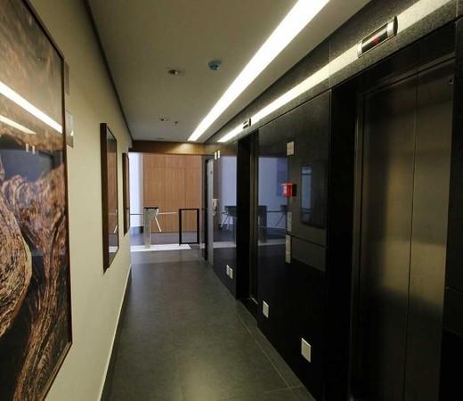Hall de elevadores - Fachada - Offices Boutique Klabin - 55 - 7