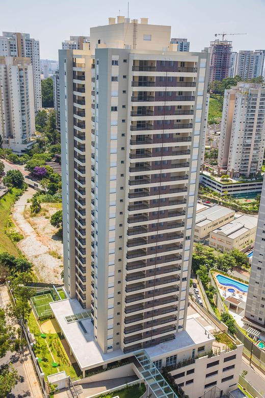 Fachada - Apartamento à venda Rua Carvalho de Freitas,Morumbi, São Paulo - R$ 999.893 - II-1741-8576 - 1