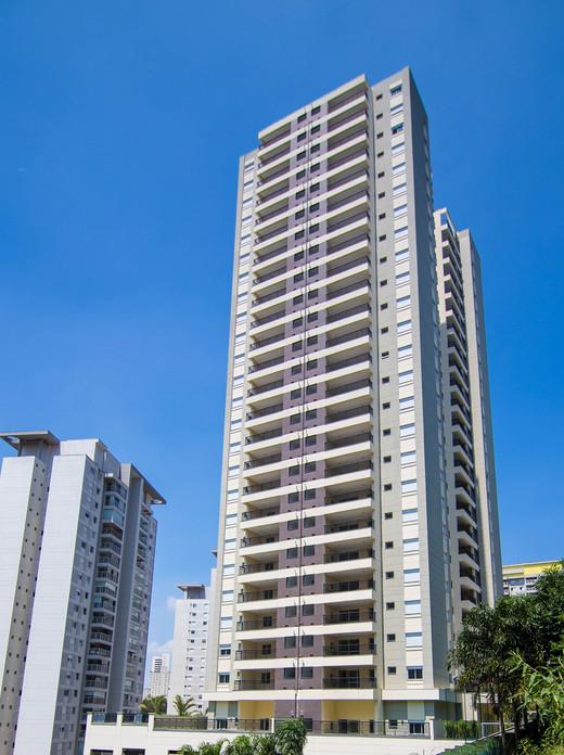Fachada - Apartamento à venda Rua Carvalho de Freitas,Morumbi, São Paulo - R$ 999.893 - II-1741-8576 - 4