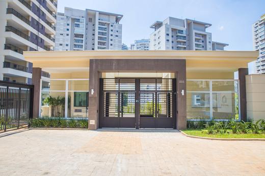 Portaria - Apartamento à venda Rua Carvalho de Freitas,Morumbi, São Paulo - R$ 999.893 - II-1741-8576 - 5