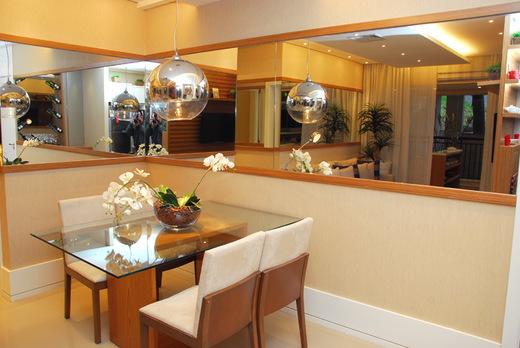 Living 67m - Apartamento à venda Rua Carvalho de Freitas,Morumbi, São Paulo - R$ 999.893 - II-1741-8576 - 8