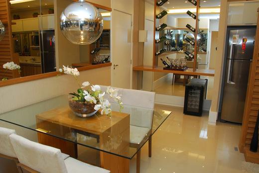 Living 67m - Apartamento à venda Rua Carvalho de Freitas,Morumbi, São Paulo - R$ 999.893 - II-1741-8576 - 9