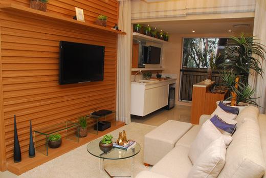 Living 67m - Apartamento à venda Rua Carvalho de Freitas,Morumbi, São Paulo - R$ 999.893 - II-1741-8576 - 10