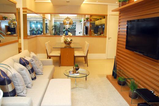 Living 67m - Apartamento à venda Rua Carvalho de Freitas,Morumbi, São Paulo - R$ 999.893 - II-1741-8576 - 11