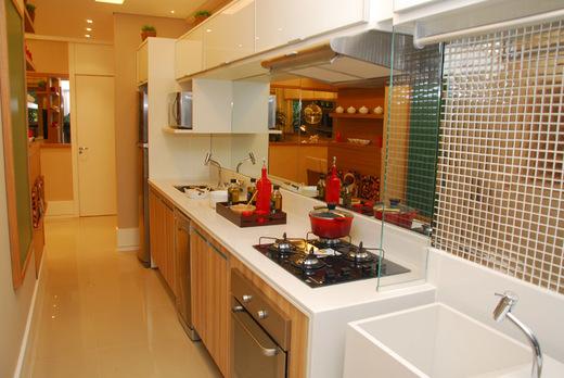 Cozinha 67m - Apartamento à venda Rua Carvalho de Freitas,Morumbi, São Paulo - R$ 999.893 - II-1741-8576 - 14