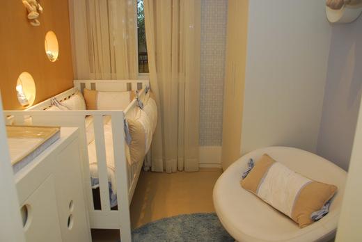 Quarto 67m - Apartamento à venda Rua Carvalho de Freitas,Morumbi, São Paulo - R$ 999.893 - II-1741-8576 - 16