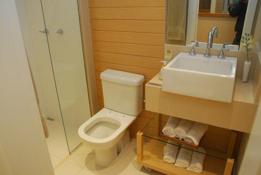 Banheiro 67m - Apartamento à venda Rua Carvalho de Freitas,Morumbi, São Paulo - R$ 999.893 - II-1741-8576 - 17