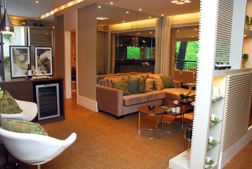 Living 96m - Apartamento à venda Rua Carvalho de Freitas,Morumbi, São Paulo - R$ 999.893 - II-1741-8576 - 21