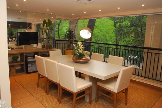 Varanda 96m - Apartamento à venda Rua Carvalho de Freitas,Morumbi, São Paulo - R$ 999.893 - II-1741-8576 - 23
