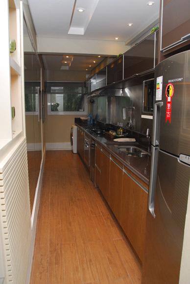 Cozinha 96m - Apartamento à venda Rua Carvalho de Freitas,Morumbi, São Paulo - R$ 999.893 - II-1741-8576 - 25