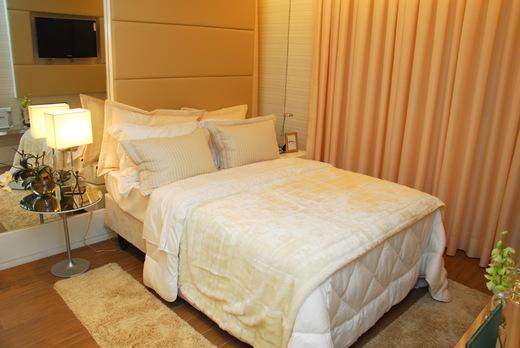 Quarto 96m - Apartamento à venda Rua Carvalho de Freitas,Morumbi, São Paulo - R$ 999.893 - II-1741-8576 - 26