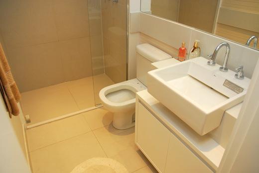 Banheiro 96m - Apartamento à venda Rua Carvalho de Freitas,Morumbi, São Paulo - R$ 999.893 - II-1741-8576 - 31