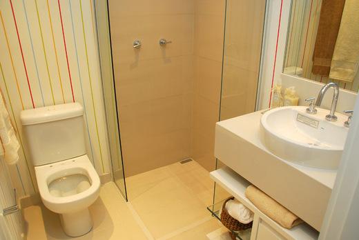 Banheiro 96m - Apartamento à venda Rua Carvalho de Freitas,Morumbi, São Paulo - R$ 999.893 - II-1741-8576 - 32