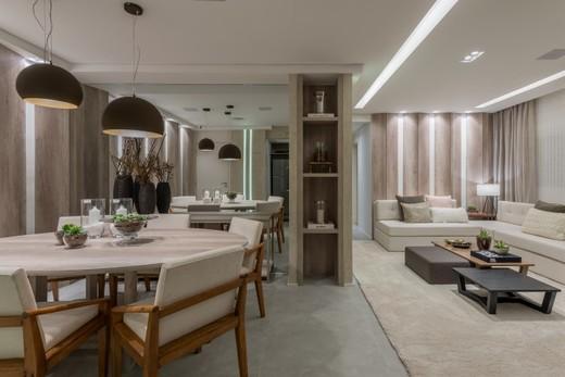 Living 87m - Apartamento à venda Rua Doutor Luiz Migliano,Morumbi, São Paulo - R$ 1.031.967 - II-1769-6533 - 3