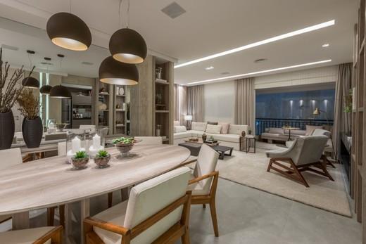 Living 87m - Apartamento à venda Rua Doutor Luiz Migliano,Morumbi, São Paulo - R$ 1.031.967 - II-1769-6533 - 4