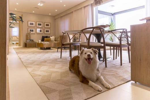 Living 129m - Apartamento à venda Rua Doutor Luiz Migliano,Morumbi, São Paulo - R$ 1.031.967 - II-1769-6533 - 8