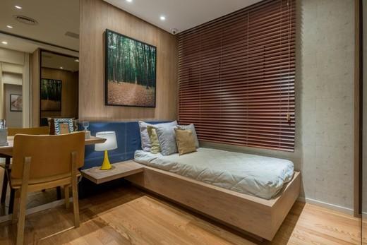 Dormitorio 129m - Apartamento à venda Rua Doutor Luiz Migliano,Morumbi, São Paulo - R$ 1.031.967 - II-1769-6533 - 11