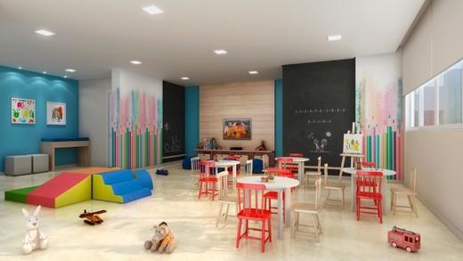 Brinquedoteca - Apartamento à venda Rua Doutor Luiz Migliano,Morumbi, São Paulo - R$ 1.031.967 - II-1769-6533 - 18