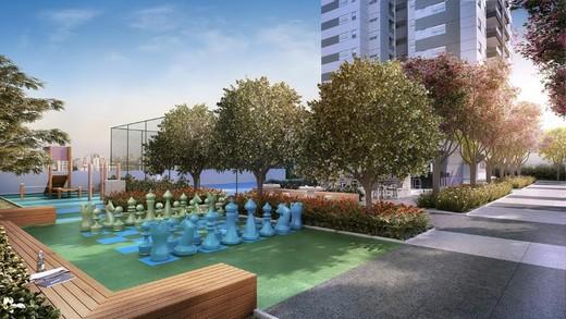 Praca de jogos - Apartamento à venda Rua Doutor Luiz Migliano,Morumbi, São Paulo - R$ 1.031.967 - II-1769-6533 - 25
