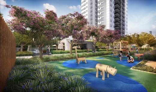 Playground - Apartamento à venda Rua Doutor Luiz Migliano,Morumbi, São Paulo - R$ 1.031.967 - II-1769-6533 - 26