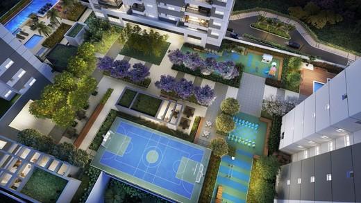 Vista aerea - Apartamento à venda Rua Doutor Luiz Migliano,Morumbi, São Paulo - R$ 1.031.967 - II-1769-6533 - 29