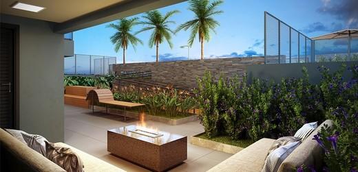 Sky lounge - Fachada - You Collection Alves Guimarães Residencial - 57 - 8