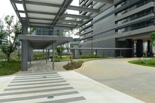 Acesso - Fachada - Parque da Cidade - Office - 352 - 4