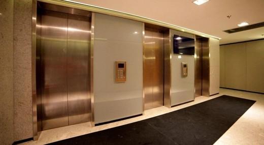 Hall de elevadores2 - Fachada - Parque da Cidade - Office - 352 - 6