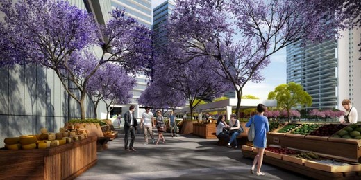 Praca multiuso - Fachada - Parque da Cidade - Office - 352 - 22