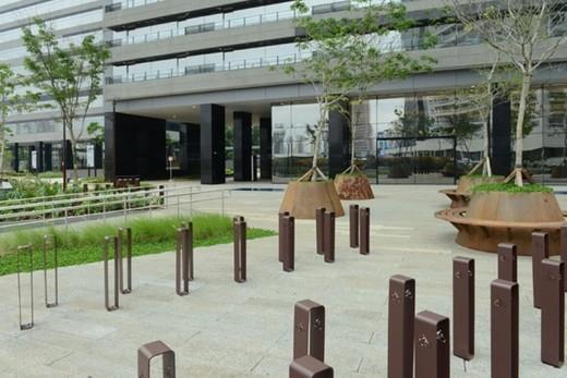 Bicicletario - Fachada - Parque da Cidade - Office - 352 - 25