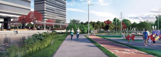 Pista caminhada - Fachada - Parque da Cidade - Office - 352 - 26