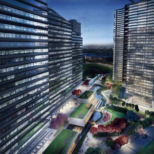 Vista aerea do parque - Fachada - Parque da Cidade - Office - 352 - 27