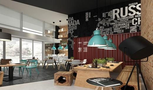 Lojas - Fachada - Parque da Cidade - Office - 352 - 30
