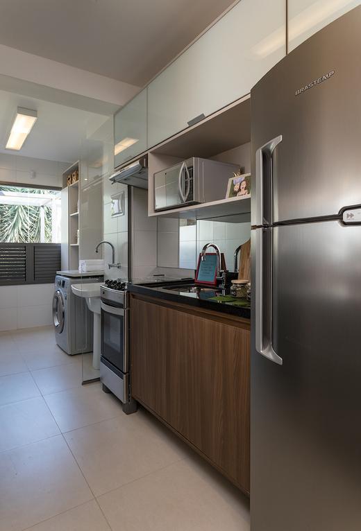 Cozinha 58m2 - Apartamento à venda Avenida Miguel Yunes,Campo Grande, São Paulo - R$ 473.245 - II-1782-6587 - 11