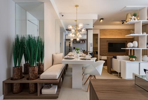 Living 44m2 - Apartamento à venda Avenida Miguel Yunes,Campo Grande, São Paulo - R$ 473.245 - II-1782-6587 - 14