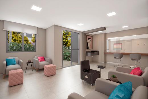 Espaco mulher - Apartamento à venda Avenida Miguel Yunes,Campo Grande, São Paulo - R$ 473.245 - II-1782-6587 - 20