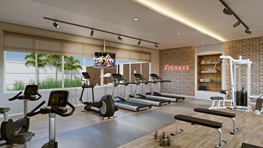 Fitness - Fachada - Authentic Madalena - 59 - 17