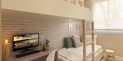 Dormitorio - Fachada - Side Atlântica - 355 - 13