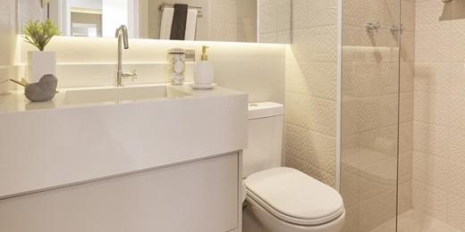 Banheiro - Fachada - Side Atlântica - 355 - 15
