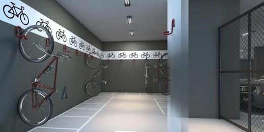 Bicicletario - Fachada - Side Atlântica - 355 - 21