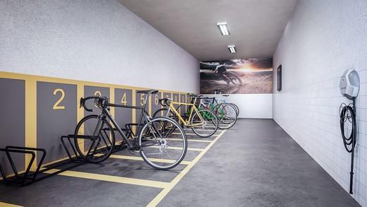 Bicicletario - Fachada - Humberto Primo Reserva - 60 - 13