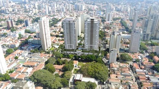 Vista aerea - Fachada - Clock Vila Romana - 356 - 12