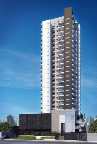 Fachada - Apartamento à venda Avenida Mofarrej,Vila Leopoldina, São Paulo - R$ 740.134 - II-1830-6719 - 1
