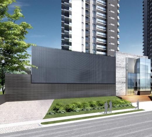 Fachada - Apartamento à venda Avenida Mofarrej,Vila Leopoldina, São Paulo - R$ 740.134 - II-1830-6719 - 4