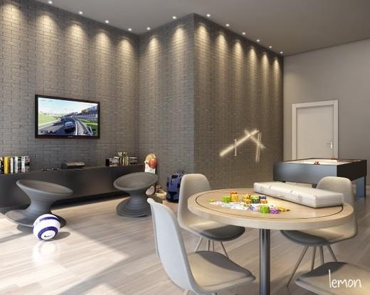 Sala de jogos - Apartamento à venda Avenida Mofarrej,Vila Leopoldina, São Paulo - R$ 740.134 - II-1830-6719 - 9