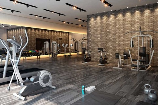Fitness - Apartamento à venda Avenida Mofarrej,Vila Leopoldina, São Paulo - R$ 740.134 - II-1830-6719 - 11