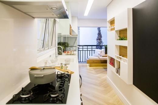 Hall de entrada - Apartamento à venda Rua Carvalho de Freitas,Morumbi, São Paulo - R$ 1.154.917 - II-1850-6773 - 4