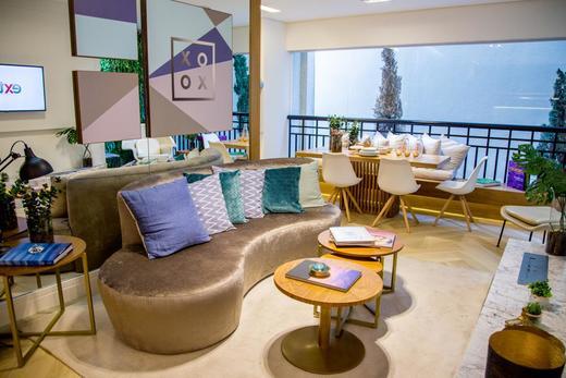 Living - Apartamento à venda Rua Carvalho de Freitas,Morumbi, São Paulo - R$ 1.154.917 - II-1850-6773 - 5
